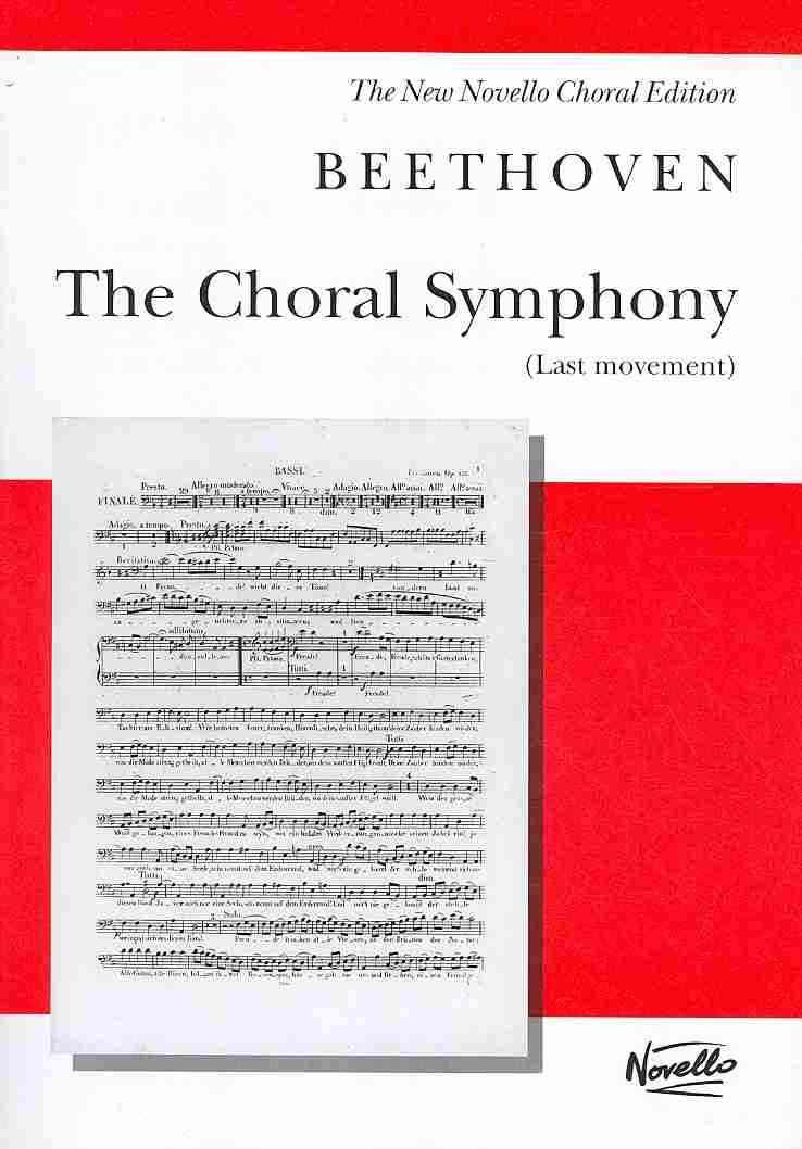 Choral Symphony: Last Movement By Beethoven, Ludwig Van (COP)/ Pilkington, Michael (ADP)